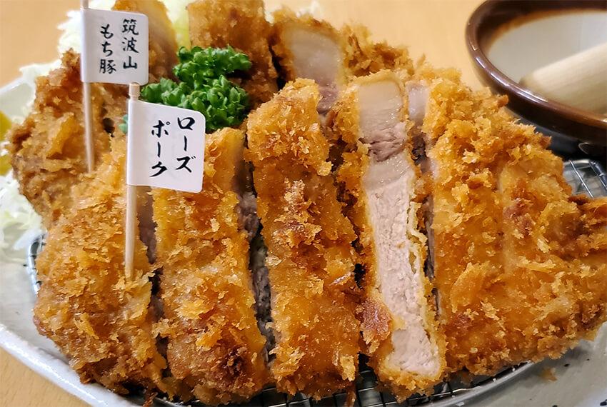 茨城県産を中心とした国産豚肉